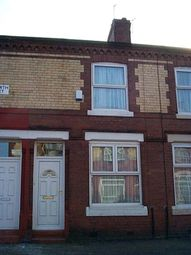 Thumbnail 2 bed terraced house to rent in Chilworth Street, Manchester