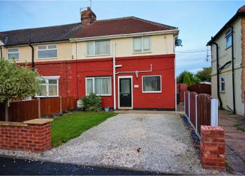 Thumbnail 3 bed end terrace house for sale in Broadway, Doncaster