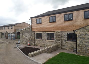 Thumbnail 3 bed end terrace house for sale in Penistone Fold, Upper Marsh Lane, Oxenhope, Keighley