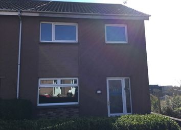 Thumbnail 3 bed terraced house to rent in Colliston, Arbroath