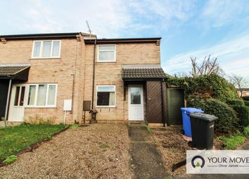Thumbnail 2 bed semi-detached house to rent in Harebell Way, Lowestoft