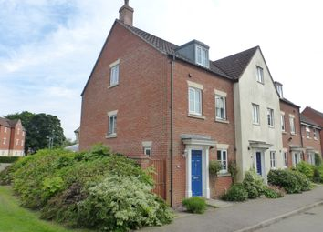 Thumbnail 4 bed end terrace house for sale in Marauder Road, Old Catton, Norwich
