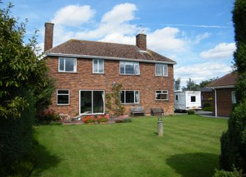 Thumbnail 4 bed detached house for sale in Station Road, Willoughby, Alford