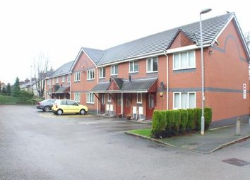 Thumbnail 2 bed flat for sale in Leek Road, Hanley, Stoke-On-Trent