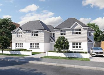 Thumbnail 3 bed detached house for sale in Wortley Road, Highcliffe, Christchurch