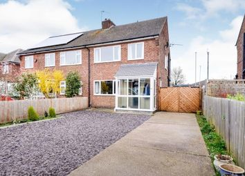 4 bed semi-detached house for sale in Haddon Crescent, Beeston, Nottingham, Nottinghamshire NG9