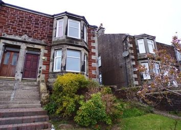 Thumbnail 1 bed flat to rent in Weston Terrace, West Kilbride