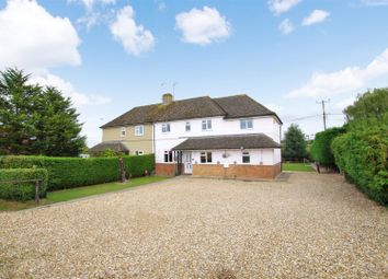 Thumbnail 4 bed semi-detached house for sale in Withy Bed, Bushton, Royal Wootton Bassett