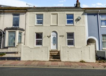 Thumbnail 2 bed terraced house for sale in New Road, Brixham, Devon