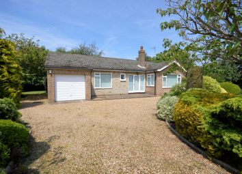 Thumbnail 3 bedroom detached bungalow for sale in Golf Course Road, Old Hunstanton, Hunstanton