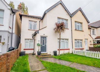 Thumbnail 2 bed flat for sale in Fleetwood Avenue, Westcliff-On-Sea, Essex