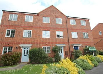 Thumbnail 4 bed town house to rent in The Sidings, Oakham