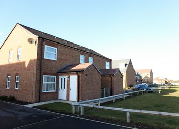 Thumbnail 1 bed semi-detached house for sale in Hollyhocks Close, Evesham, Worcestershire