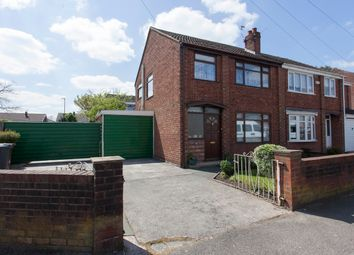 Thumbnail 3 bed semi-detached house for sale in Carr Lane, Wigan