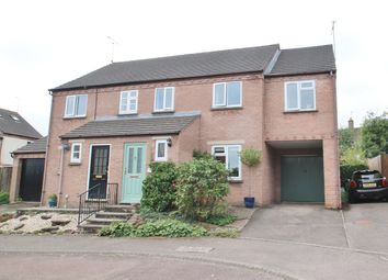 Thumbnail 4 bed semi-detached house for sale in Orchard Rise, Newnham