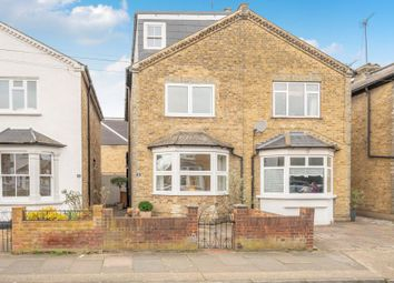 Thumbnail 4 bed semi-detached house for sale in Willoughby Road, Kingston Upon Thames