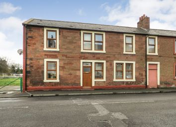 Thumbnail 3 bedroom end terrace house for sale in 24 Ednam Street, Annan, Dumfries & Galloway