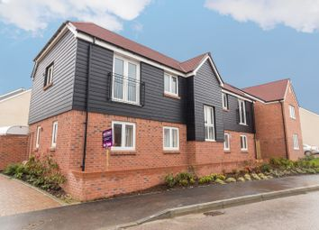 Thumbnail 1 bed flat for sale in Zebedee Close, Amesbury