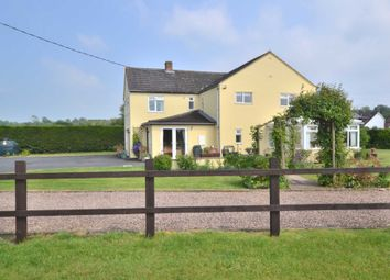 Thumbnail 4 bed detached house for sale in Gloucester Road, Hartpury, Gloucester