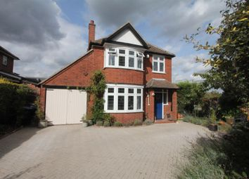 Thumbnail 3 bed detached house for sale in Cowper Road, Burbage, Hinckley