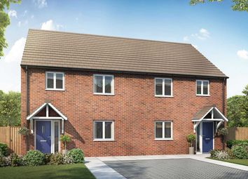 """Thumbnail 3 bed semi-detached house for sale in """"The Mansell"""" at York Road, Hall Green, West Midlands, Birmingham"""