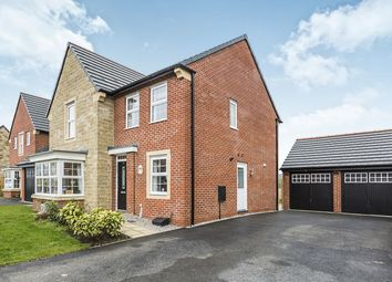 Thumbnail 4 bed detached house for sale in Croal Road, Clitheroe