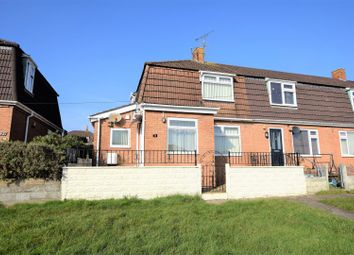 Thumbnail 2 bedroom end terrace house for sale in Shelley Crescent, Barry