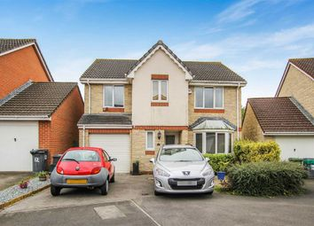 Thumbnail 5 bed detached house for sale in Wheelers Patch, Emersons Green, Bristol