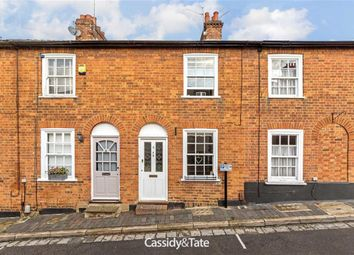 Thumbnail 2 bed terraced house for sale in Queen Street, St Albans, Hertfordshire