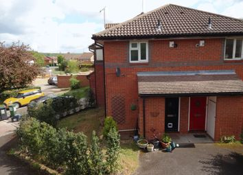 Thumbnail 1 bedroom end terrace house for sale in Rookery Drive, Luton