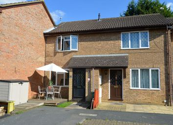 Thumbnail 2 bedroom terraced house to rent in Quincy Road, Egham
