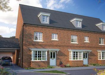 """Thumbnail 4 bed property for sale in """"The Wimborne"""" at Beancroft Road, Marston Moretaine, Bedford"""