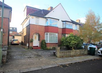Thumbnail 4 bedroom semi-detached house for sale in Court Way, London