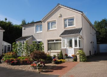 Thumbnail 3 bed semi-detached house for sale in Carrick Vale, Cleland, Motherwell