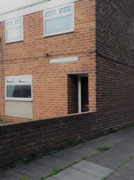 Thumbnail 3 bed end terrace house to rent in Nottingham Walk, Hartlepool