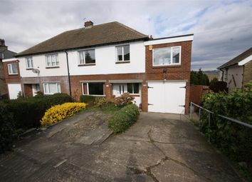 Thumbnail 4 bed semi-detached house for sale in Laverock Lane, Brighouse