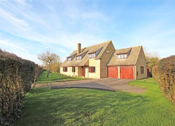 Thumbnail 4 bed detached house for sale in Station Road, South Leigh, Witney, Oxfordshire