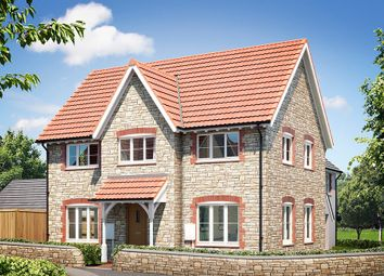 "Thumbnail 4 bed property for sale in ""The Welwyn"" at Studley Lane, Studley, Calne"