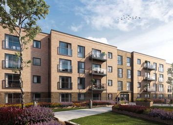 Thumbnail 1 bed flat for sale in Wilson Court, Saxon Square, Luton, Bedfordshire