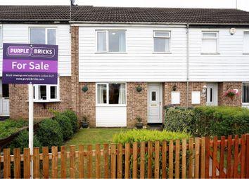 Thumbnail 3 bedroom terraced house for sale in Knightsbridge Road, Glen Parva