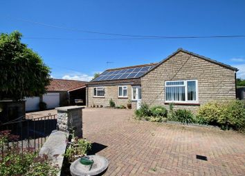 Thumbnail 3 bed detached bungalow for sale in Taunton Road, Pedwell, Bridgwater