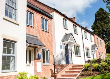 Thumbnail 3 bed terraced house for sale in The Marbury, Plot 11, Kynaston Place, Ellesmere