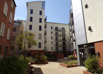 Thumbnail 2 bed flat for sale in Park West, Derby Road, Nottingham