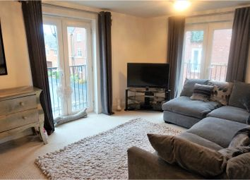 Thumbnail 2 bed flat to rent in Great Oak Square, Knutsford
