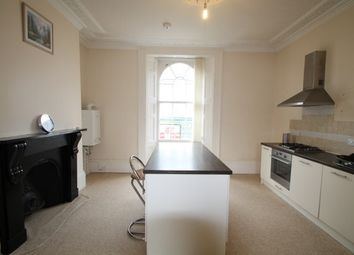 Thumbnail 3 bed flat to rent in Molesworth Road, Stoke, Plymouth