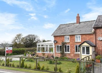 Thumbnail 2 bed cottage for sale in Crossways, Llandrindod Wells