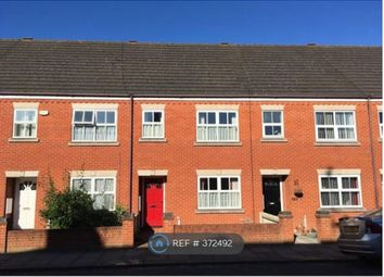 Thumbnail 3 bed terraced house to rent in Wycliffe Road, Northampton