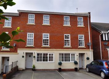 Thumbnail 4 bedroom town house for sale in Windermere Road, Dukinfield