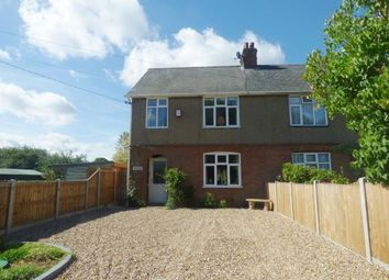 Thumbnail 3 bed semi-detached house for sale in Holton St. Mary, Colchester, Suffolk