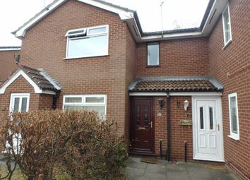 Thumbnail 2 bed town house for sale in Dove Close, Birchwood, Warrington